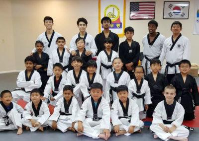 Taekwondo Classes 4
