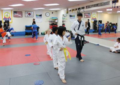 Taekwondo Classes 8