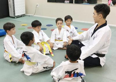 Taekwondo Classes 10