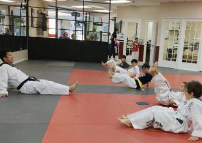 Taekwondo Classes 12