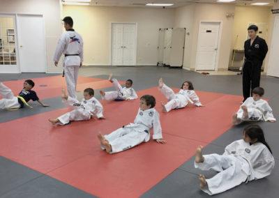 Taekwondo Classes 3