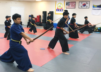 Haidong Gumdo Classes 9
