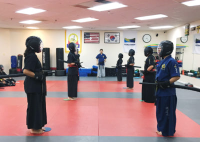 Haidong Gumdo Classes 2
