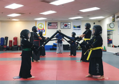 Haidong Gumdo Classes 1