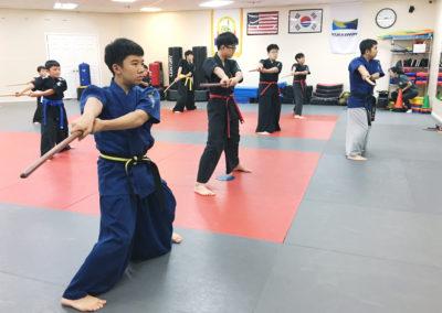 Haidong Gumdo Classes 7