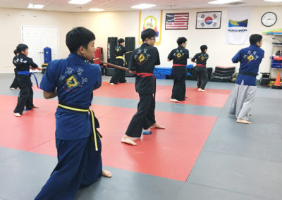 Haidong Gumdo Classes 5