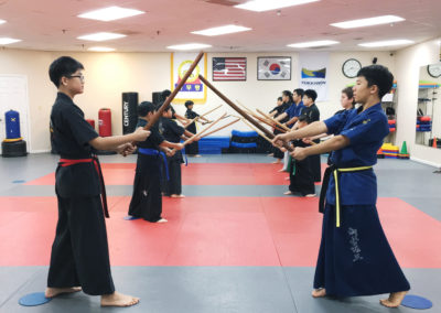 Haidong Gumdo Classes 6