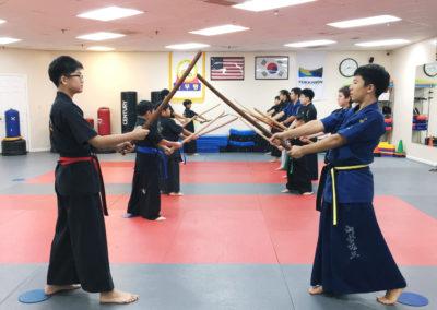 Haidong Gumdo Classes 6