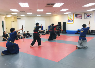 Haidong Gumdo Classes 3