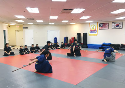 Haidong Gumdo Classes in Fairfax